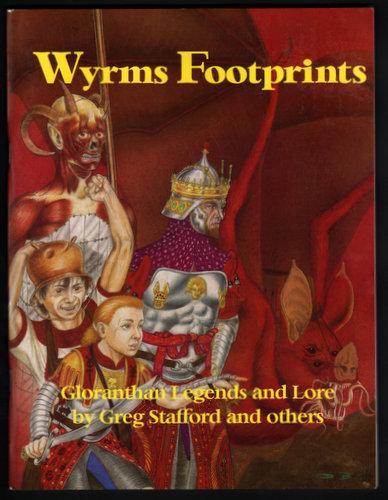 Wyrm's Footprints: Gloranthan Legends and Lore (Runequest/Heroquest), Greg Stafford
