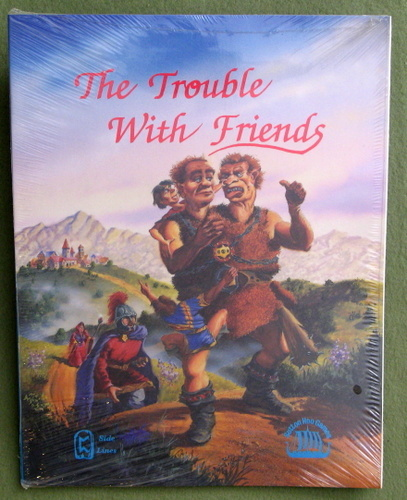 The Trouble with Friends (A Side Lines adventure for the Hahlmabrea role playing game)