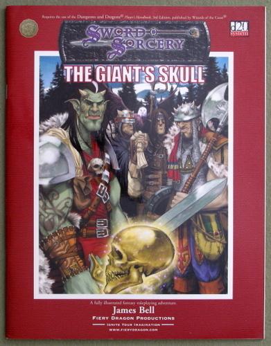 Giant's Skull (D20 System), James Bell