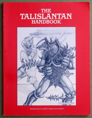 Talislantan Handbook (Talislanta RPG), Stephen M. Sechi & P.D. Breeding