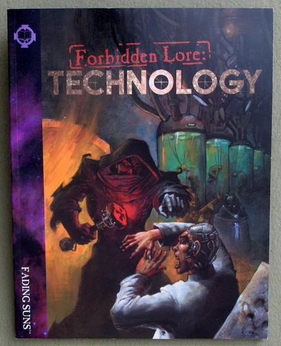 Forbidden Lore: Technology (Fading Suns)