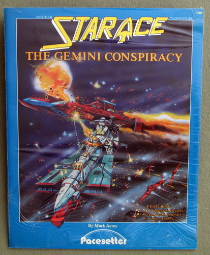 The Gemini Conspiracy (Star Ace)