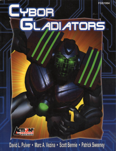 Cybor Gladiators (Action! System)
