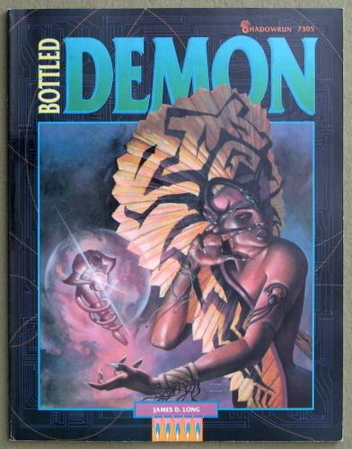 Bottled Demon (Shadowrun), James D. Long