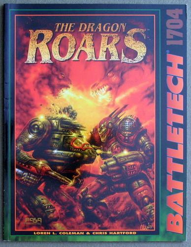 The Dragon Roars (Battletech), Loren Coleman & Chris Hartford