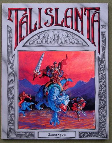 Quantrigue (Talislanta RPG)