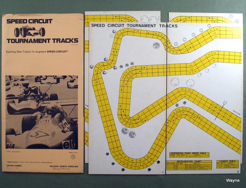 Speed Circuit Tournament Tracks