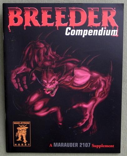 Breeder Compendium (Marauder 2017)