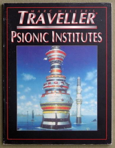 Psionic Institutes (Marc Miller's Traveller - T4)