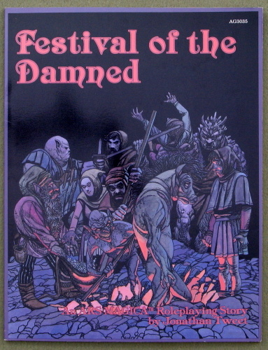 Festival of the Damned (Ars Magica)