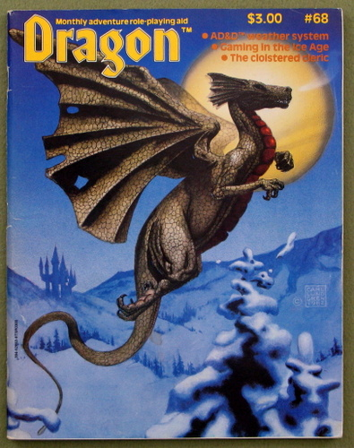 Dragon Magazine, Issue 68