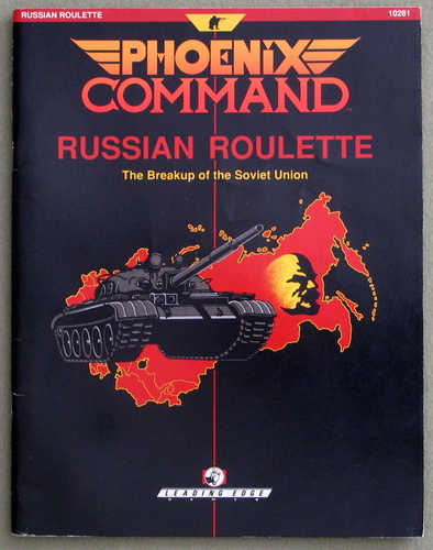 Russian Roulette - The Breakup of the Soviet Union (Phoenix Command), Roman Andron