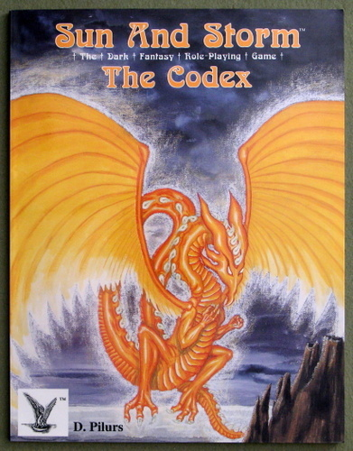 Sun and Storm: The Codex, D. Pilurs