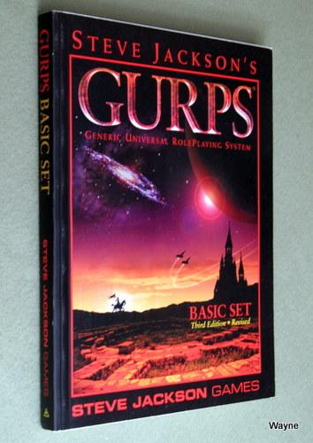 GURPS Basic Set (3rd Edition, Revised)