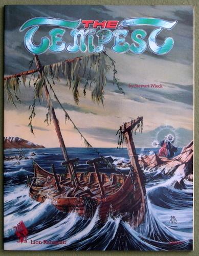 The Tempest (Ars Magica), Stewart Wieck