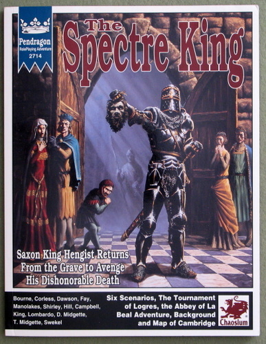 The Spectre King (Pendragon RPG)
