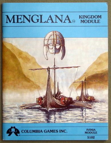 Menglana (Harn Ivinia Kingdom Module), N. Robin Crossby & Tom Dagliesh & Eric Hotz