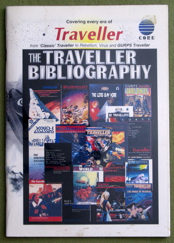 The Traveller Bibliography: From Classic Traveller to Rebellion, Virus and GURPS Traveller