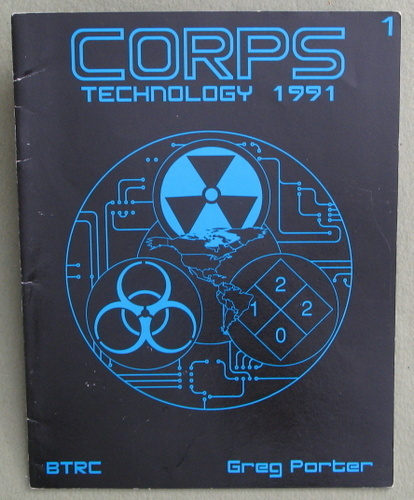 CORPS Technology 1991