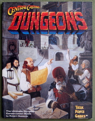 Central Casting: Dungeons, Robert Sassone
