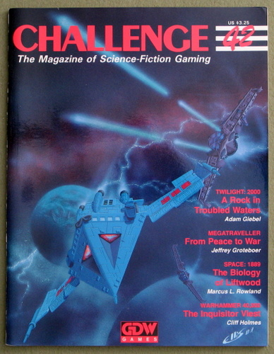 Challenge Magazine, Issue 42