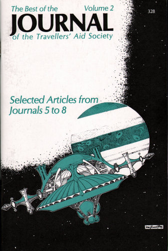 Best of the Journal of the Travellers' Aid Society, Volume 2 (Traveller RPG)