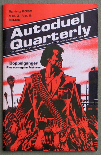 Autoduel Quarterly: Vol. 3, No. 2 (Car Wars)