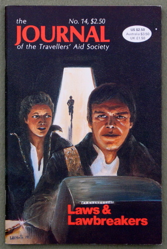 Journal of the Travellers' Aid Society, Issue 14 (Traveller RPG)