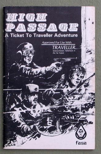 High Passage, Issue 2 (Traveller RPG)