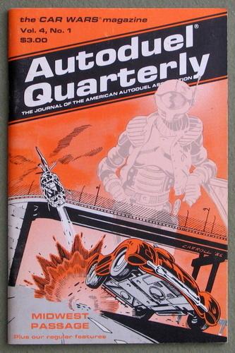 Autoduel Quarterly: Vol. 4, No. 1 (Car Wars)