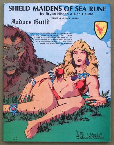 Shield Maidens of Sea Rune: Wilderness Book Three (Dungeons & Dragons), Bryan Hinnen & Dan Hauffe