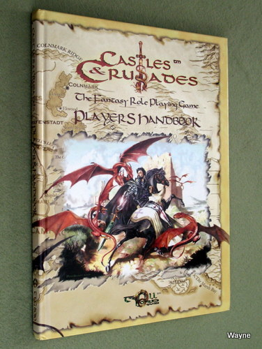 Castles & Crusades: Players Handbook