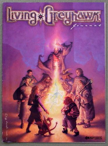 Living Greyhawk Journal #0 (D&D)