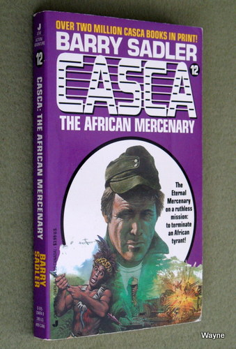 Casca: The African Mercenary (#12), Barry Sadler