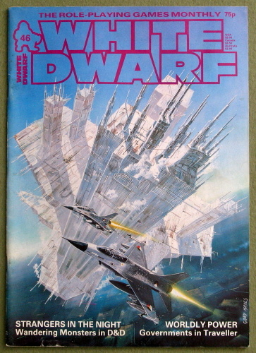 White Dwarf Magazine, Issue 46