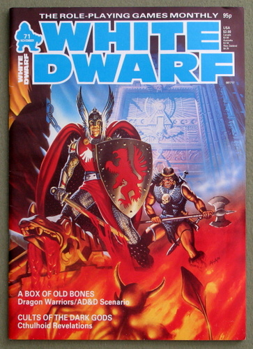 White Dwarf Magazine, Issue 71