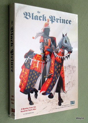 The Black Prince: 4 Battles from the Hundred Years War