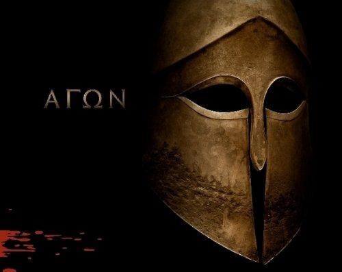 Agon: Heroic Greek Roleplaying, John Harper