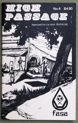 High Passage, Issue 4 (Traveller RPG)