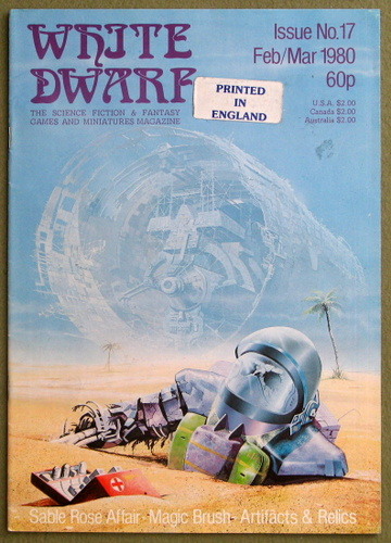 White Dwarf Magazine, Issue 17