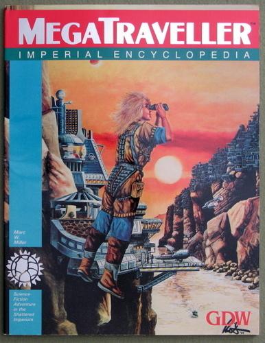 MegaTraveller: Imperial Encyclopedia, Marc W. Miller