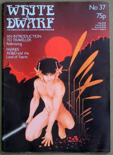 White Dwarf Magazine, Issue 37