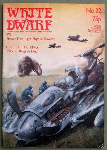 White Dwarf Magazine, Issue 32