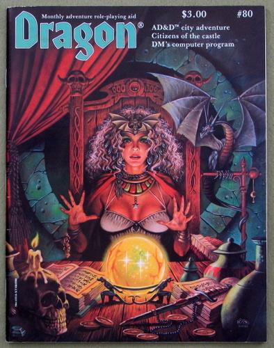 Dragon Magazine, Issue 80
