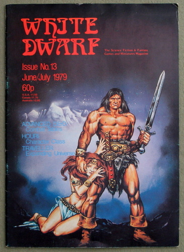 White Dwarf Magazine, Issue 13