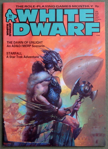 White Dwarf Magazine, Issue 64
