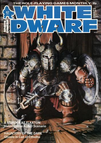 White Dwarf Magazine, Issue 67