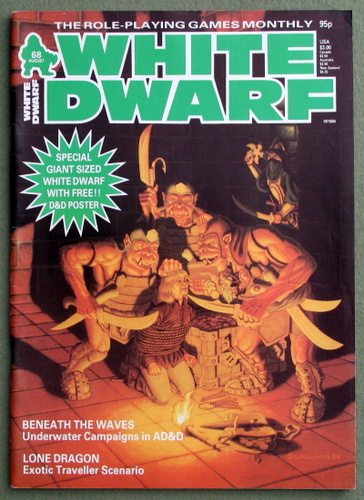 White Dwarf Magazine, Issue 68