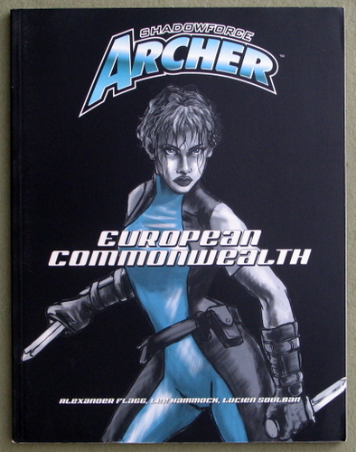 The European Commonwealth (Shadowforce Archer)
