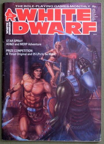 White Dwarf Magazine, Issue 73
